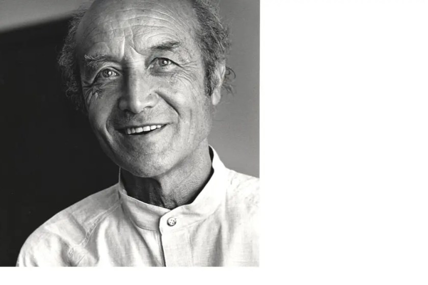 Portrait photo of Isamu Noguchi by Mimi Jacobs 1977 | Where My Heart Leads