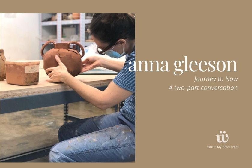 Anna Cover sculpting | Where My Heart Leads