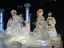 Ice at Gaylord Palms Orlando