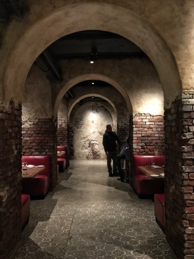 First Look Inside Enzo's Hideaway Speakeasy Tunnel Bar in ...