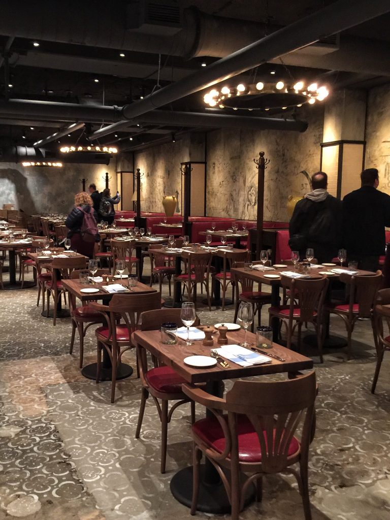 kitchen table top aid classic mixer first look inside enzo's hideaway speakeasy tunnel bar in ...