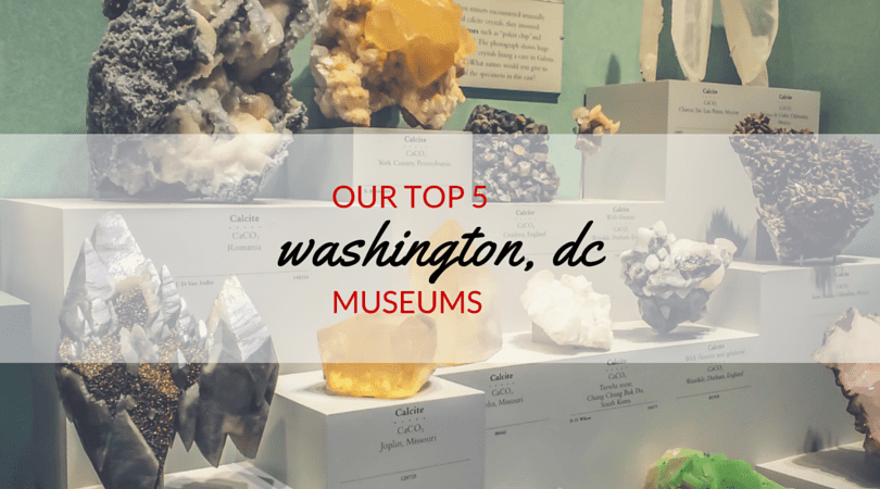 Washington DC museums