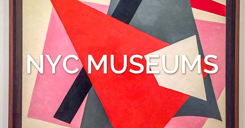 free times to visit nyc museums