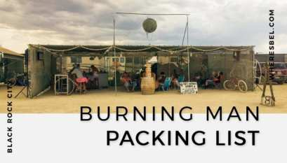 Where to Stay Before and After Burning Man - Where's Bel