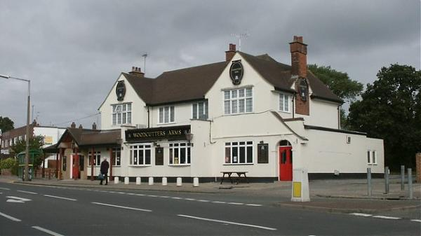 Woodcutters Arms 307 Eastwood Road North LeighonSea