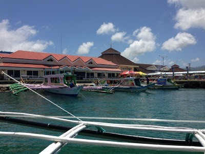 Caticlan ferry terminal philippines boracay