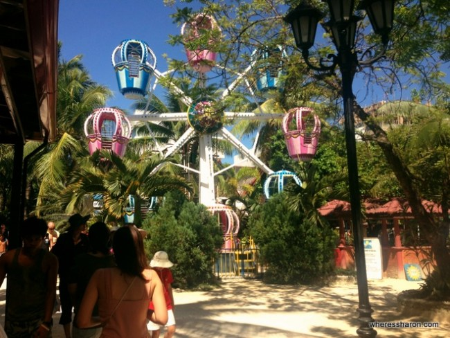 D'mall boracay activities for kids
