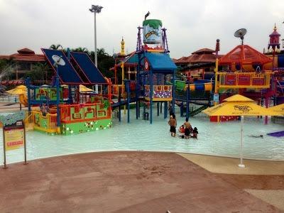 water park singapore playground