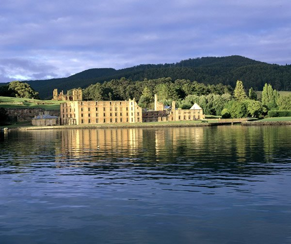 Port Arthur - Photographed by Peter Luxton, Tourism