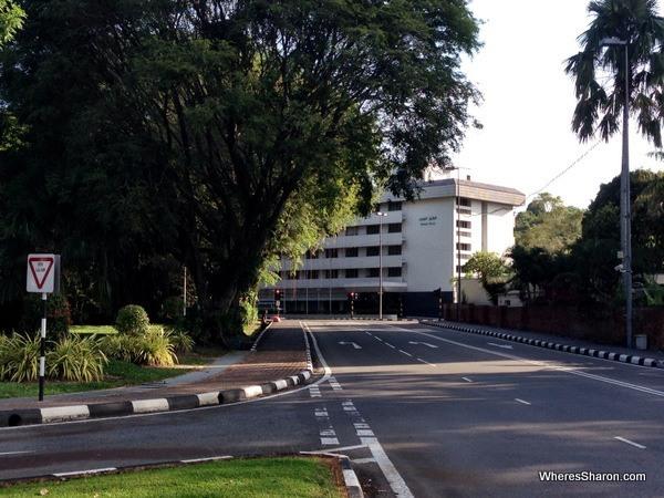 Terrace Hotel Brunei