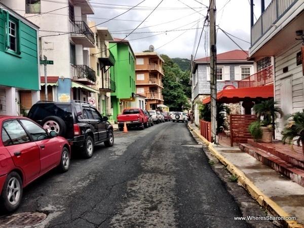 Exploring Road Town British Virgin Islands