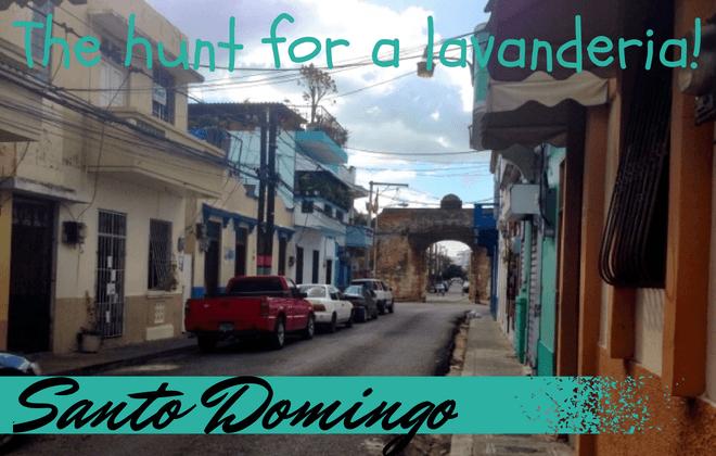 the hunt for a lavanderia santo domingo