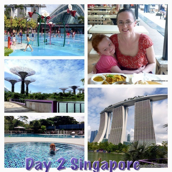 Gardens By the Bay Marina Sands
