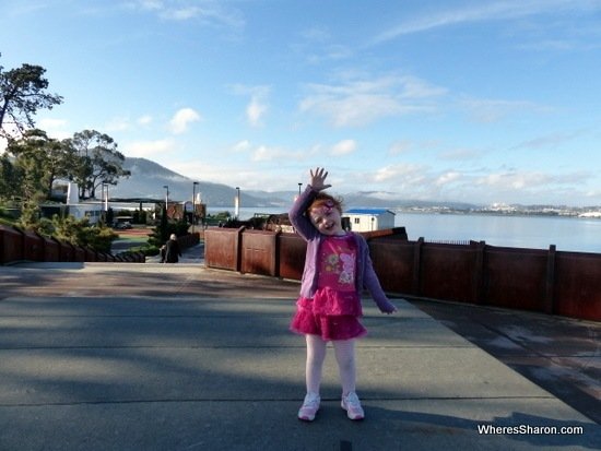 MONA things to do in hobart with kids