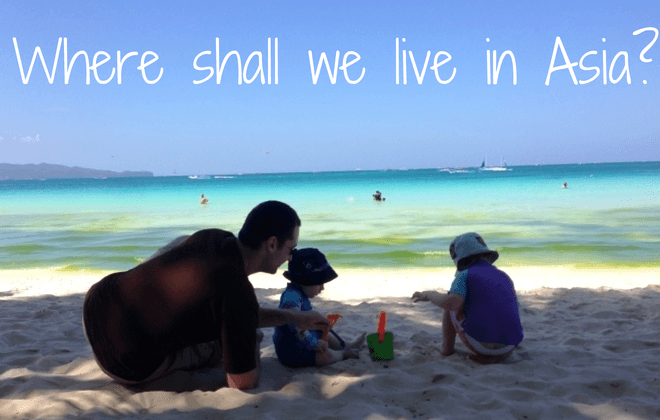 where shall we live in asia?