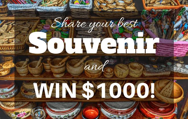 Share your best souvenir