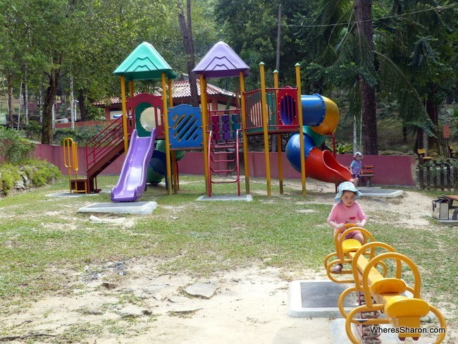 Playground at the Eco Park