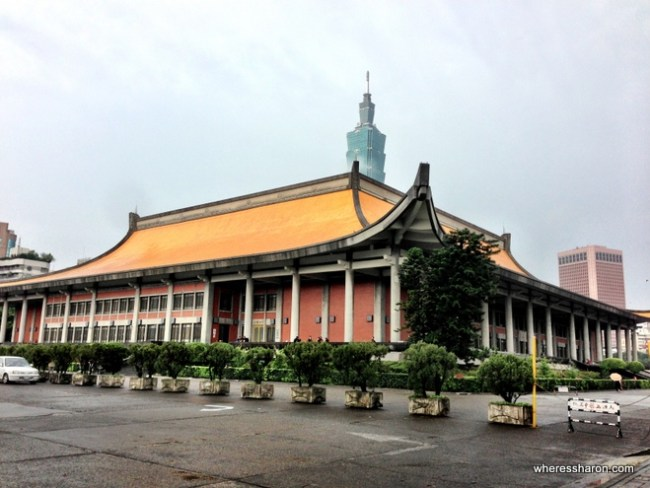 places to visit in taipei for kids