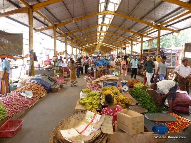 markets in pettah colombo
