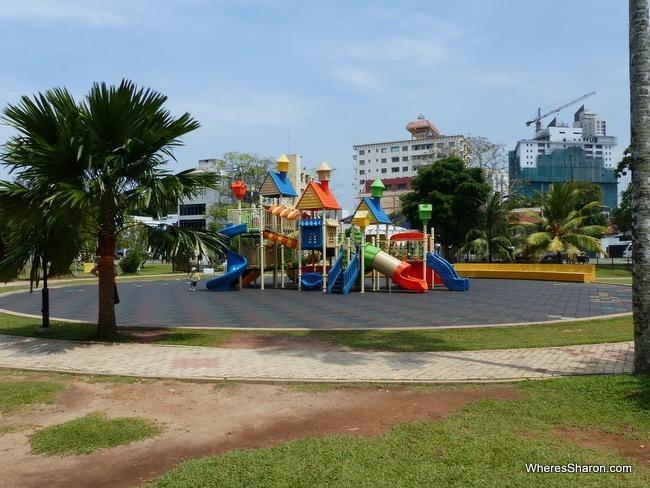 Viharamahadevi Park Colombo