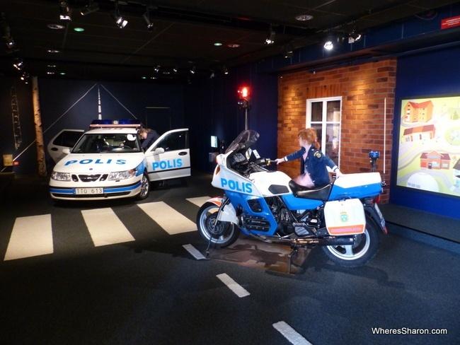 Swedish Police Museum Stockholm