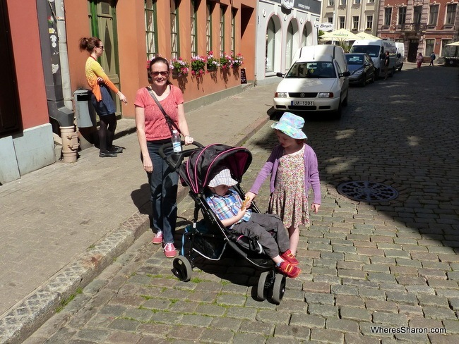 stroller in Riga for kids