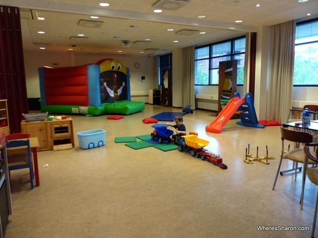 sokos hotel pasila playroom