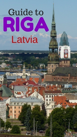 Guide to things to do in Riga Latvia