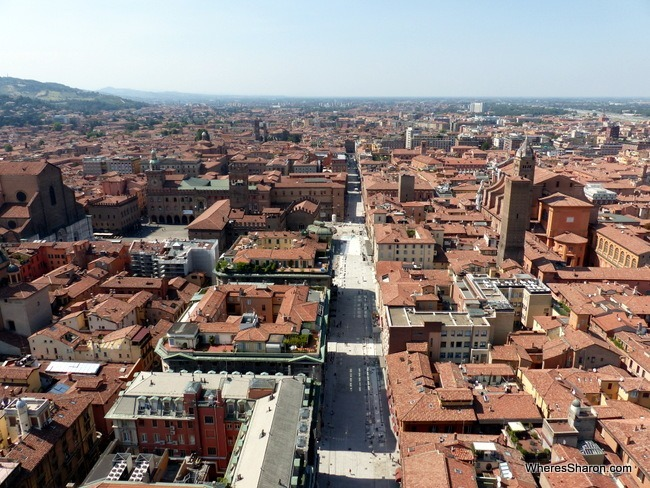places to see in bologna
