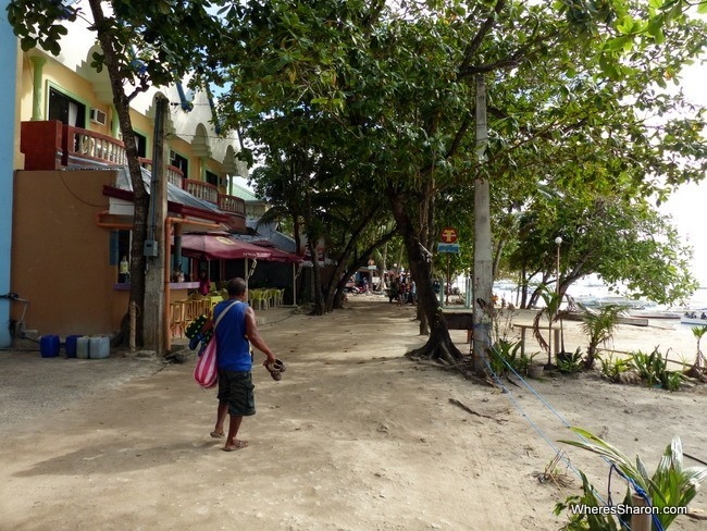 things to do in Alona Beach