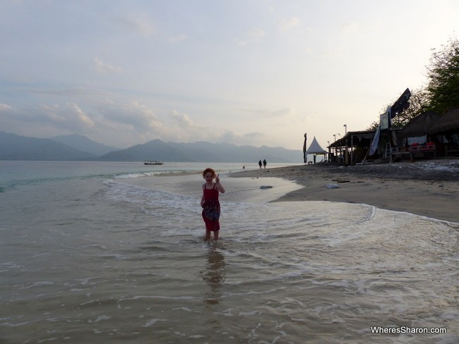 things to do on Gili Air