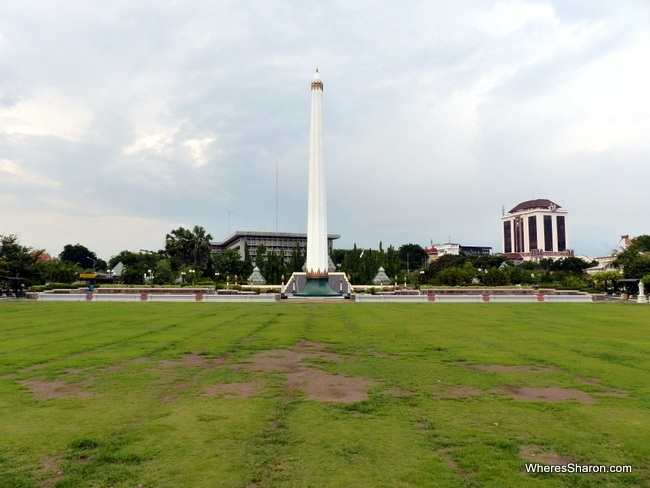 The Heroes Monument