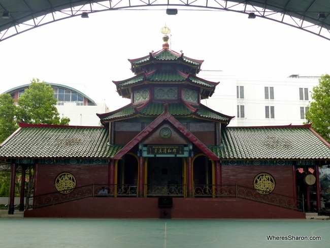 The Cheng Hoo Mosque