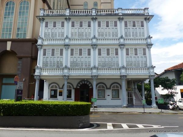 Sarawak Textile Museum