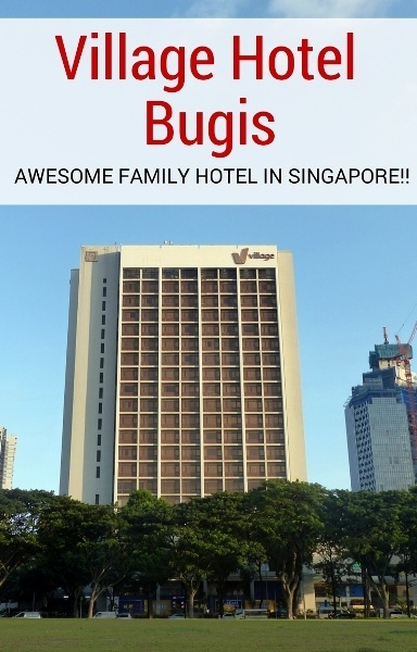 VILLAGE HOTEL BUGIS reviews