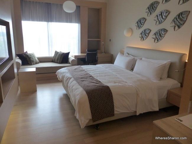 room at Hotel Jen Puteri Harbour