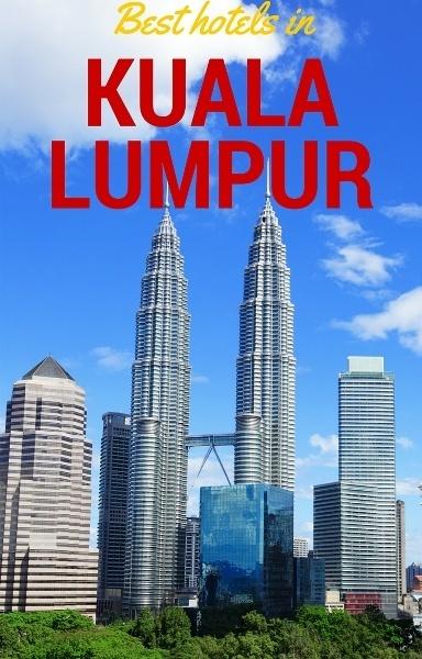 best hotels in Kuala Lumpur s