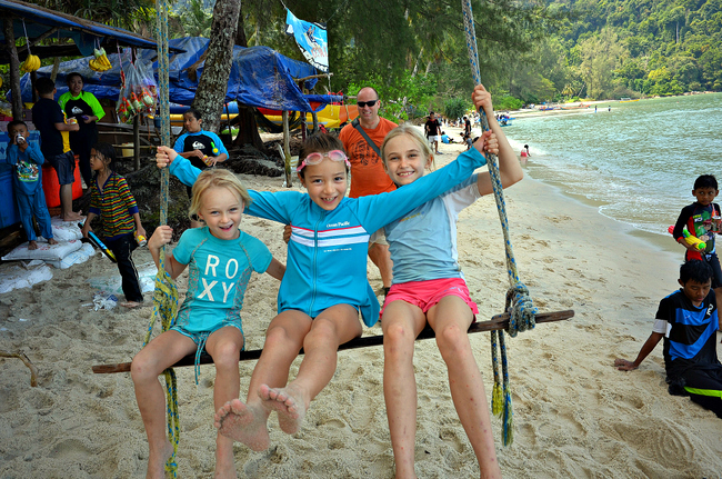 family friendly vacation destinations in Malaysia