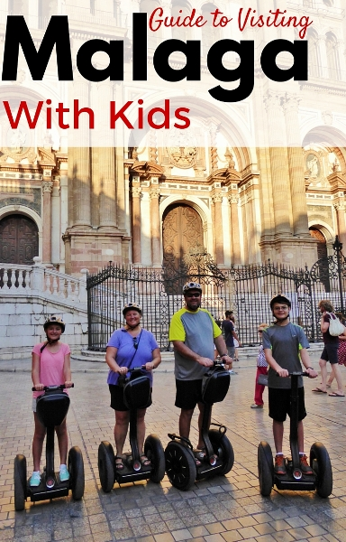 things to do in Malaga with kids