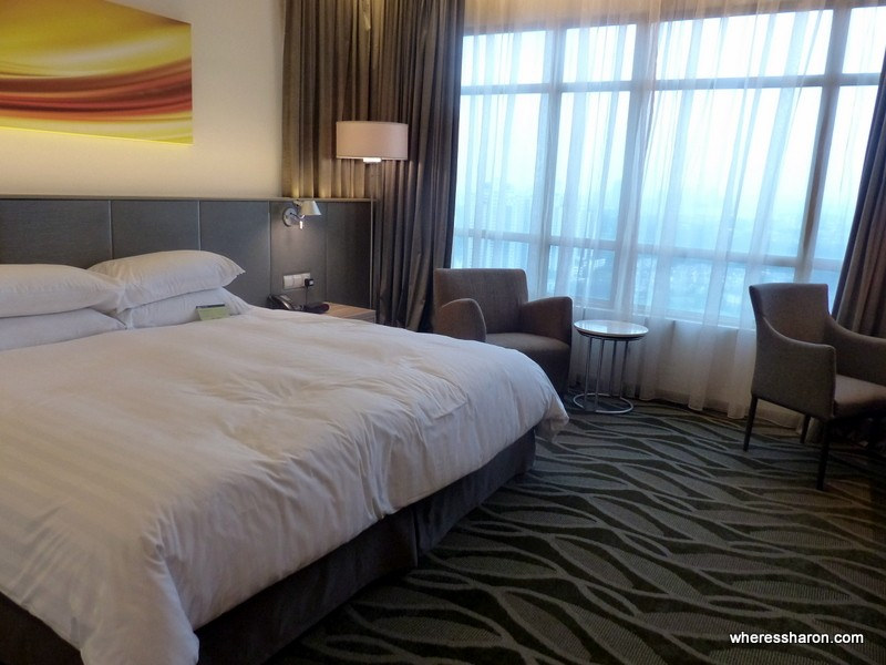 Deluxe Park room sunway lagoon nearby hotel