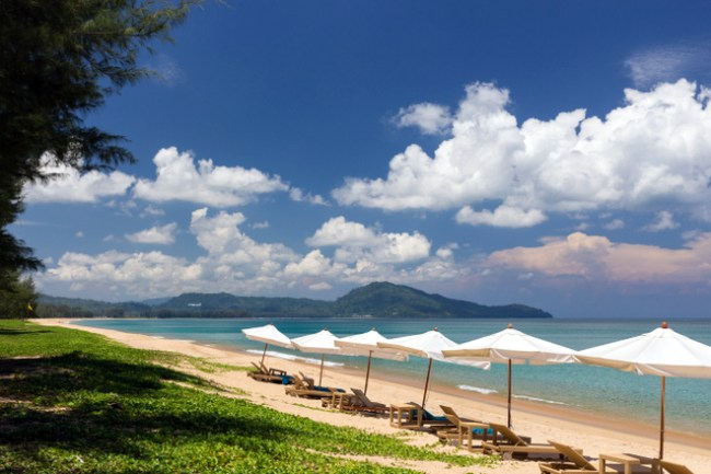 places to stay near phuket airport at nearby mai khao beach