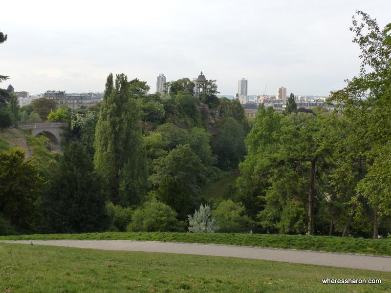 Parc des Buttes Chaumonts