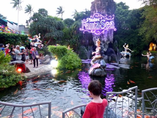 Phuket Fantasea review