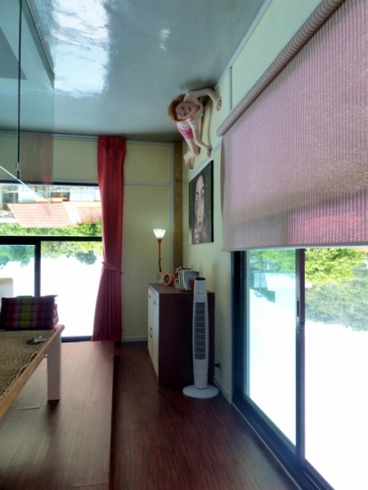 things to do with kids in phuket at upside down house