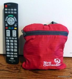 Outlander Packable Travel Backpack