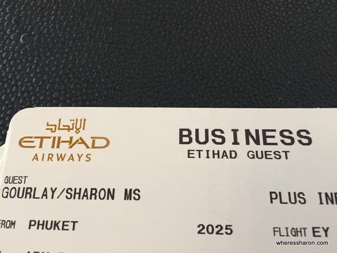 etihad reviews business class
