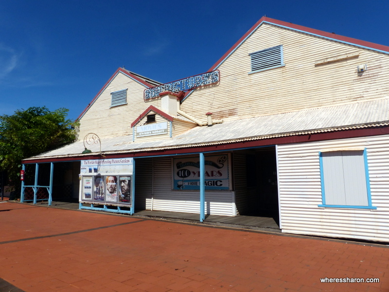 Sun Pictures things to do in broome western australia