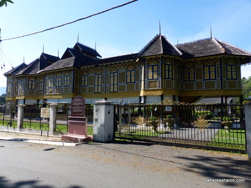 Istana Kenangan Kuala Kangsar Perak