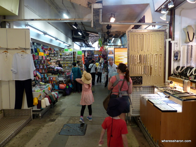 Stanley Market hong kong tourist attractions for kids