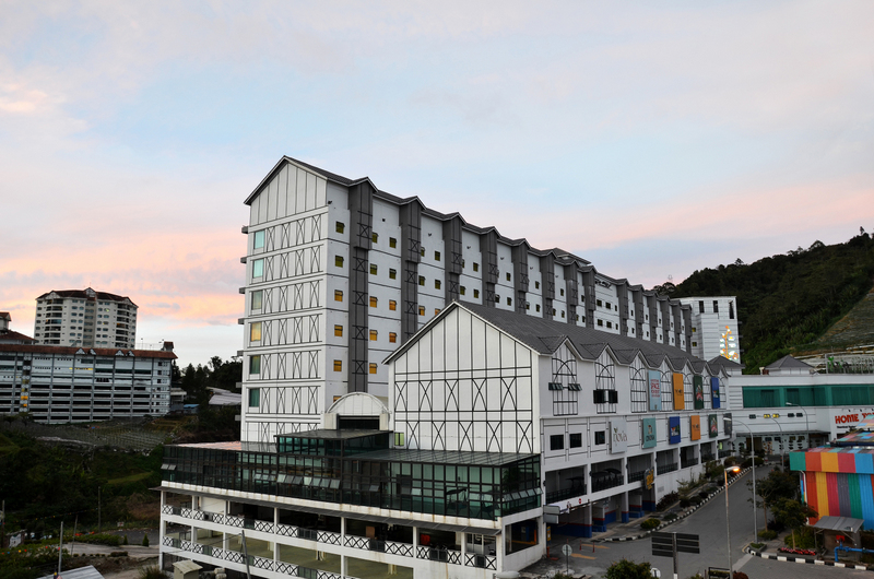 cameron highlands where to stay